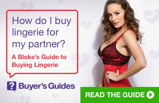 How do I buy lingerie for my partner? A Bloke's Guide to Buying Lingerie