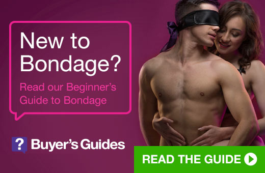 ^ New to Bondage? Read our Beginner's Guide to Bondage