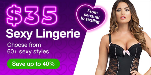 $35 Sexy Lingerie