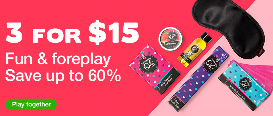 ^ Sexy Games US 3 for $15