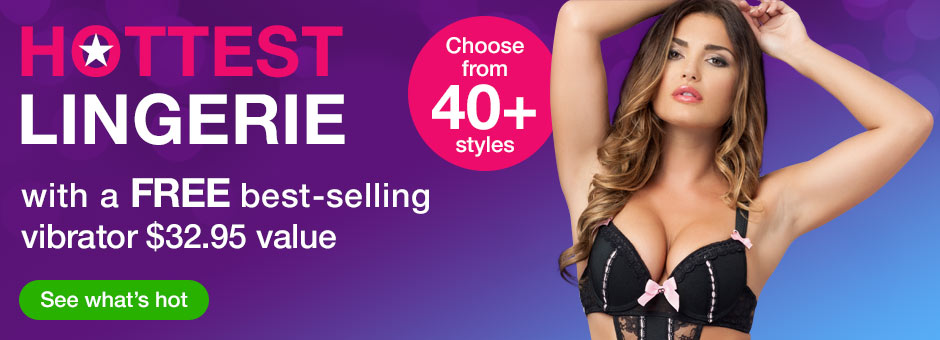 Hottest Sexy Lingerie with FREE Gift
