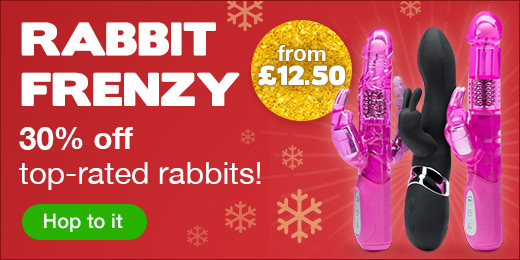 Rabbit Frenzy toys from 12.50 - 30% off