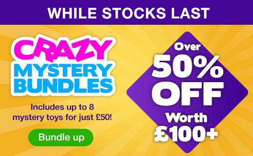 Crazy Mystery Bundles - OVER 50% OFF