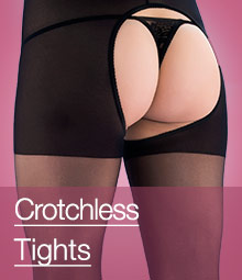 Crotchless Tights