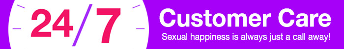 24/7 Customer Care at Lovehoney