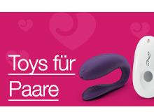 Sex Toys für Paare