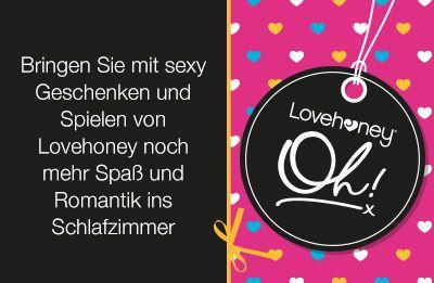 Lovehoney Oh! erotische Geschenke und Spiele