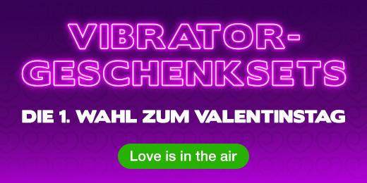 ^ Vibrator-Geschenksets zum Valentinstag