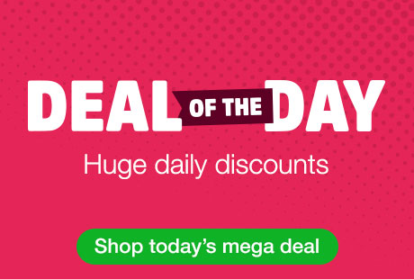 Deal of the Day - Discover HUGE Discounts for 24 Hours Only!