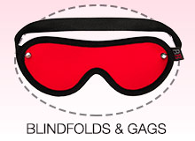 Bondage Boutique Blindfolds and Gags