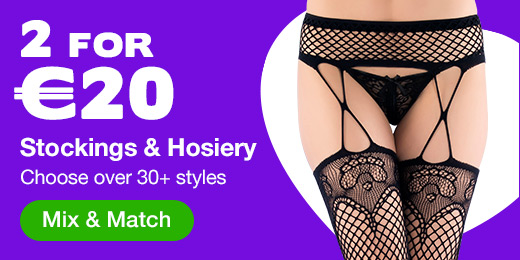 2 for €20 Stockings and Hosiery