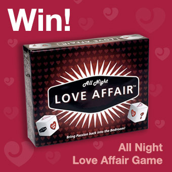 Revealed: The Secret to a Fun-Filled Sex Life! Plus, Win A Sexy Card Game!