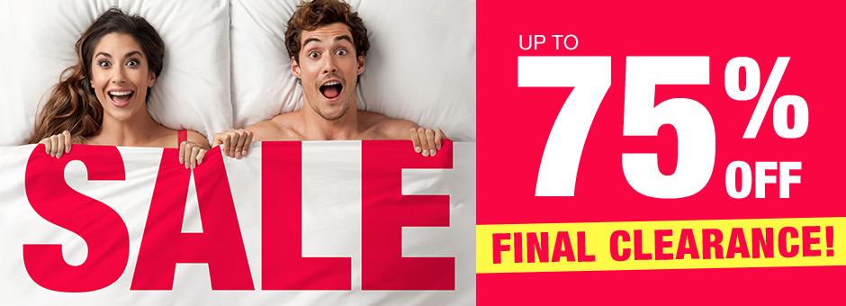 Sale Final Clearance!