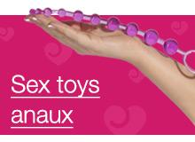 Sex toys anaux