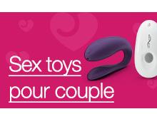 Sex toys pour couple