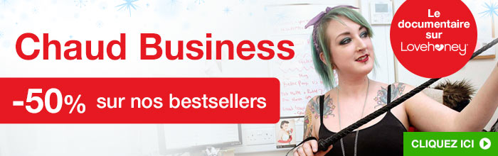 Chaud Business : -50% sur nos bestsellers
