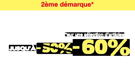 ^ SOLDES Jusqu'à -60% sur bondage
