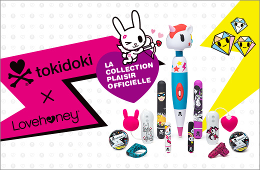 ^ Sex toys tokidoki x Lovehoney - La collection plaisir officielle