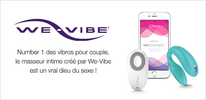 ^ We-Vibe Vibros pour couple