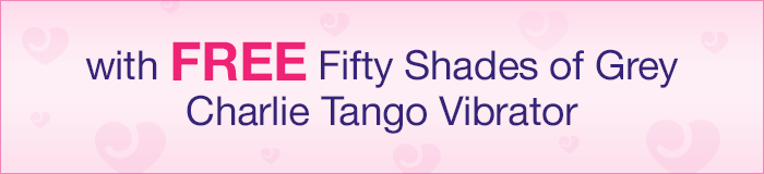 FREE Charlie Tango Vibe with Sqweel Oral Sex Simulators