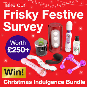 Take our Frisky Festive Survey now!