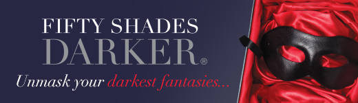 Fifty Shades Darker - Unmask Your Darkest Fantasies...