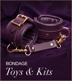 ^ Bondage Toys and Kits
