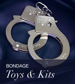 Bondage Toys and KIts