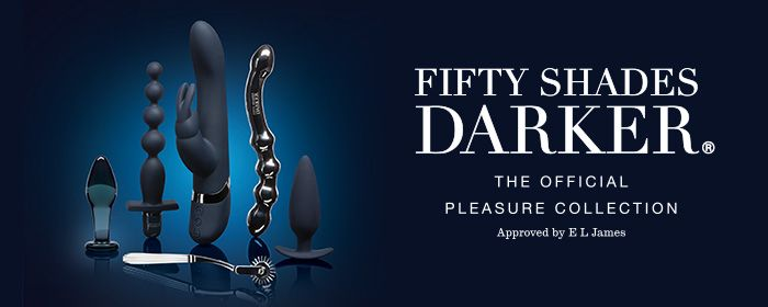 Fifty Shades Darker Lovetoys