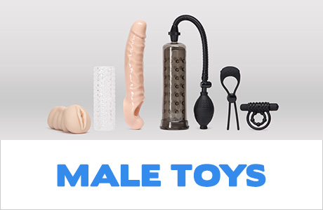 ^ Male Toys Homepage Navigation