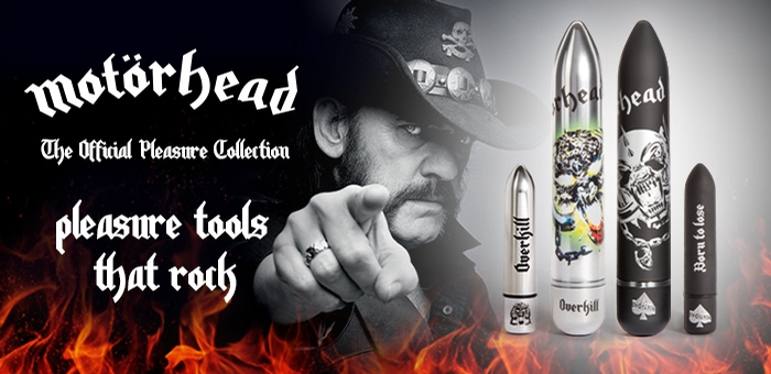 The Official Motörhead Pleasure Collection