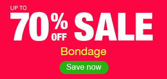 Up to 70% OFF Sale - Bondage