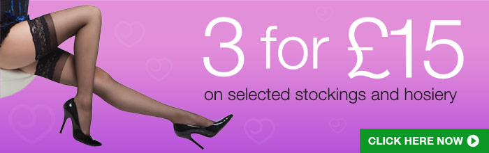 3 fofr £15 stockings and hosiery