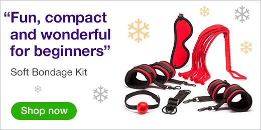 ^ Beginners Bondage Kit Christmas Hero