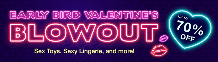 Valentine's Blowout! Toys from 3