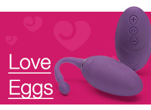Love Eggs & Jiggle Balls