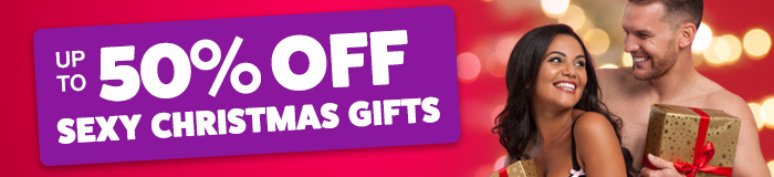Up to 50% OFF Sexy Christmas Gifts