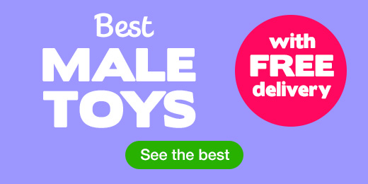 Best Male Sex Toys with FREE delivery