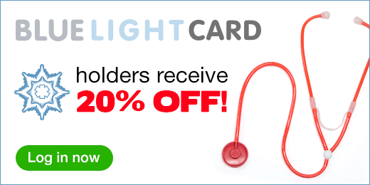 Blue Light Card Holders Discount