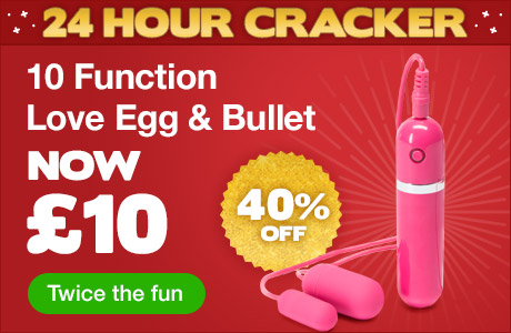 10 Function Love Egg and Bullet now 10