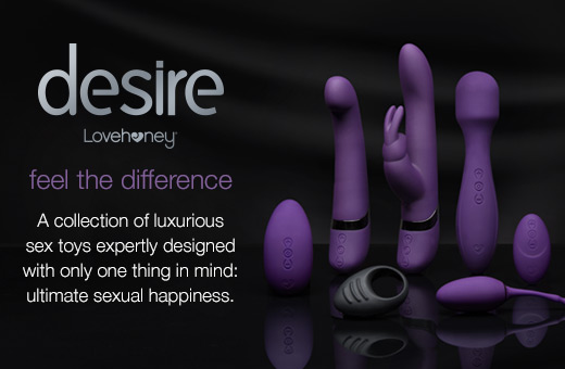 Desire, feel the difference