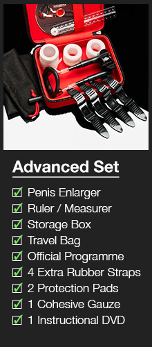Male Edge Pro Advanced Penis Enlargement System