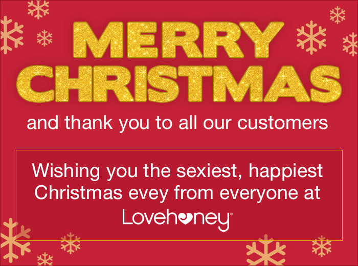 Merry Christmas and thank you to all our customers