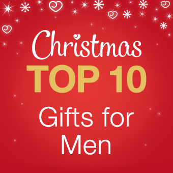 Top Ten Christmas Gifts for men from Lovehoney