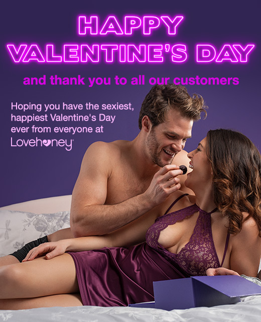 Happy Valentine's Day from everyone at Lovehoney