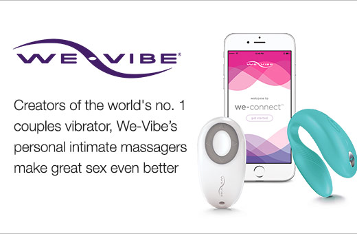 ^ We-Vibe Couple's Vibrator