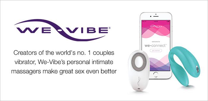 ^ We-Vibe Couple's Vibrator