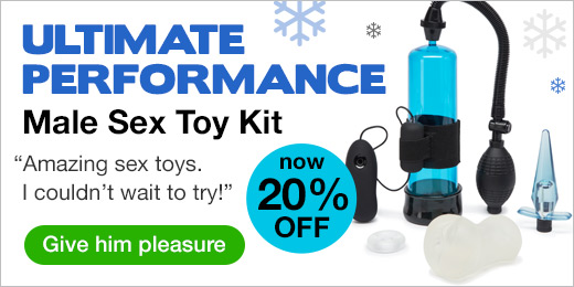 ^ Ultimate Performance Male Sex Toy Kit