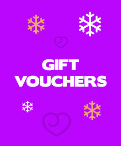Gift Vouchers this Christmas