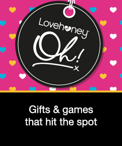 Lovehoney Oh! gifts and games